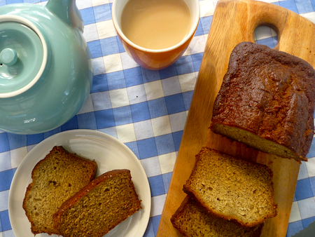 David Herbert's perfect banana bread