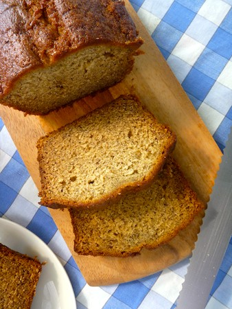David Herbert's perfect banana bread
