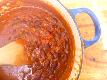 Red kindney bean rajma dahl