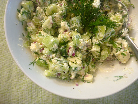 cucumber feta salad joanne weir s cucumber and joanne weir s cucumber ...