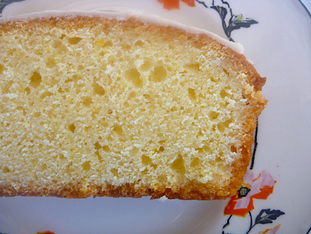 Ina Garten's lemon and buttermilk cake – The Back Yard Lemon Tree