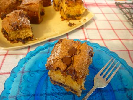 Chocolate Chip Sour Cream Coffee Cake Smitten Kitchen