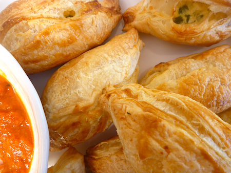 Maltese pastizzis