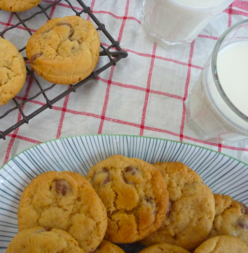 How to make your chocolate chip cookies awesome