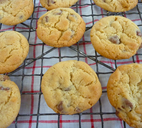 How to make awesome chocolate chip cookies