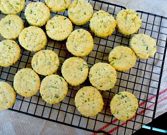Khara biscuits (Indian spiced, savoury shortbreads)