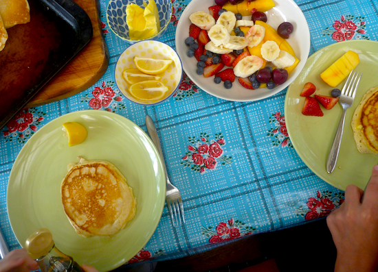 Best and simplest pancake recipe