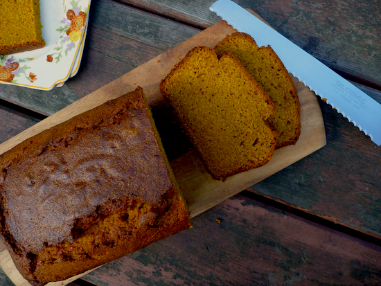 Spicy spelt and olive oil pumpkin bread – The Back Yard ...