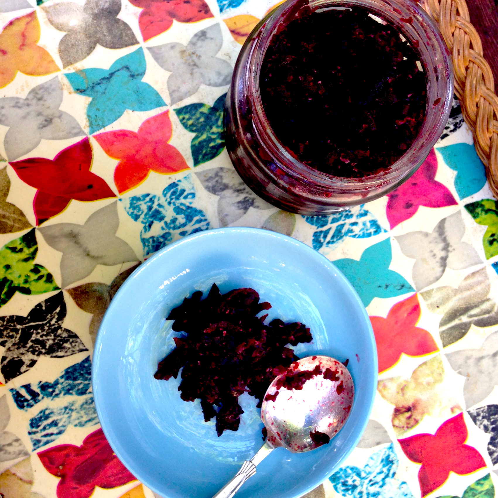 Quick beetroot relish – The Back Yard Lemon Tree
