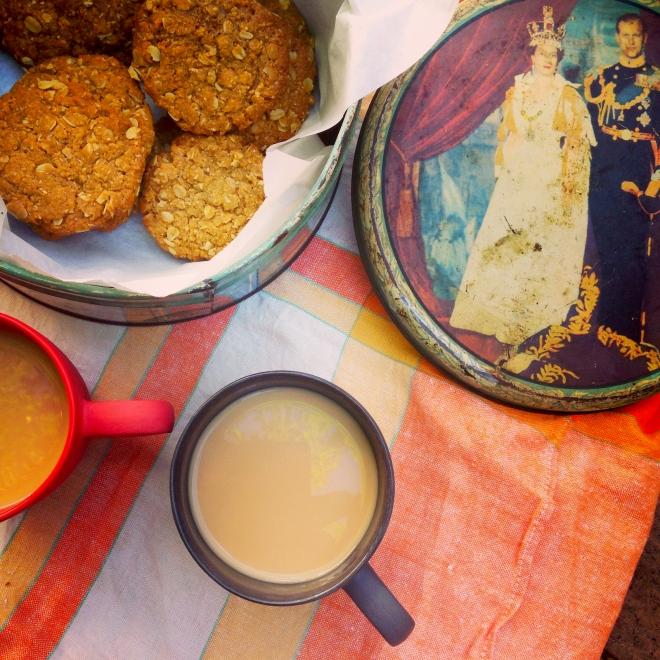 Best Anzac biscuits #recipe