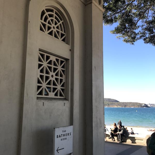 Balmoral Beach Pavillion Sydney